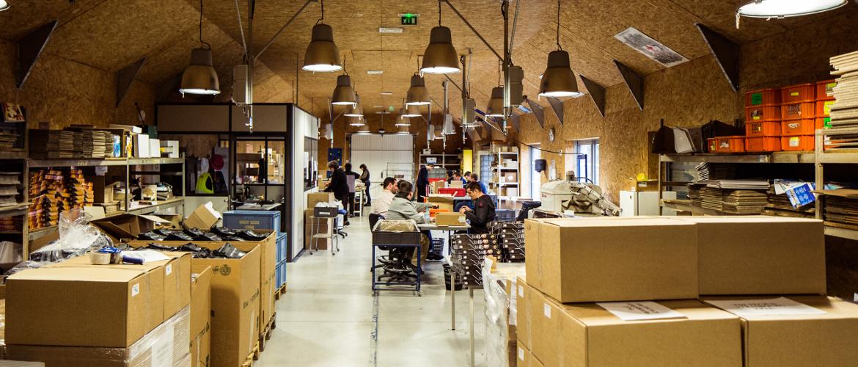 Salle de travail ateliers kennedy
