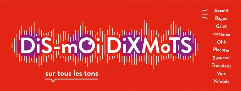 """Mars 2018 – Festival """"Dis-moi Dix mots….sur tous les tons"""""""