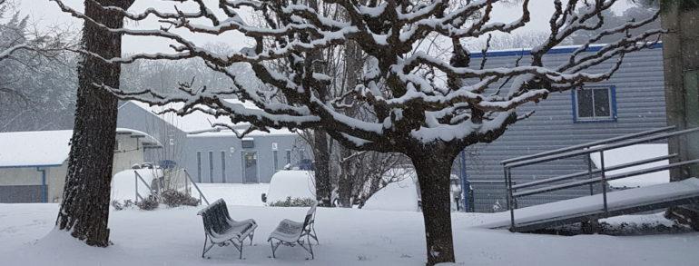 Les Ateliers Kennedy en classe de neige !