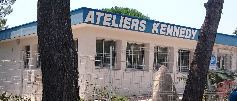 Bâtiment de l'ESAT Ateliers Kennedy