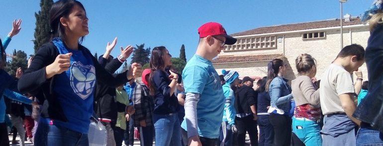 IME : Journée Flashmob Autisme