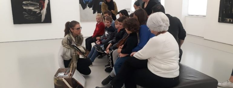 SESSAD CESDA : Une journée au musée !
