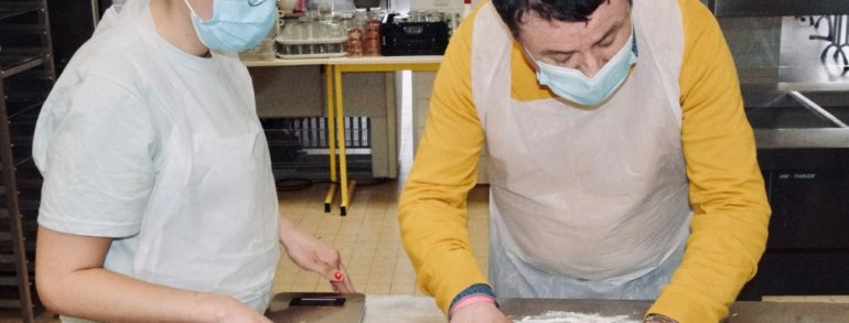 Ateliers cuisine et jardin ouverts aux travailleurs